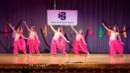 Stuti Aga Bollywood dance - Mere haathon mein - Chandni
