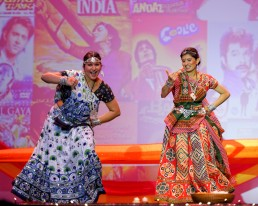 Stuti Aga Bollywood dance - 1234 Get on the dance floor - Chennei Express