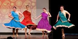 Stuti Aga Bollywood dance - Chikni Chameli - Agnepaath