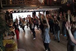 Zurichtanzt Bollywood workshop with Stuti Aga 2017