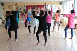 High heels Bollywood workshop with Stuti Aga
