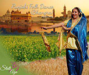 Indian Folk dance Bhangra Zürich Switzerland Performances and classes