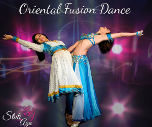 Bollywood and Oriental dance fusion Zurich Switzerland with Stuti Aga