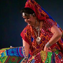 Divya Hegde Indian cultural event Jhalak Jalwa with SADC and IAGZ