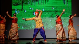 Stuti Aga Nachle Bihu dance