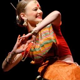 Linda Frey Indian cultural event Jhalak Jalwa with SADC and IAGZ