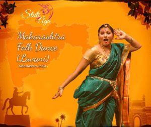 Indian folk dance Lavani classes and performances with Stuti Aga in Zurich Switzerland