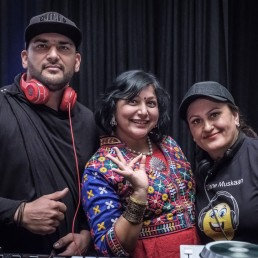 Bollywood Blast 2018 Asha Zurich Stuti Aga Workshop Photos by Udo Sollberger