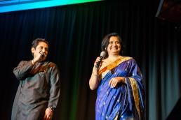 Jalwa Amitabh Reu Riti Mukherjee live singing performance Zurich Switzerland SADC_Zürich Stuti Aga Dance Company IAGZ Jhalak