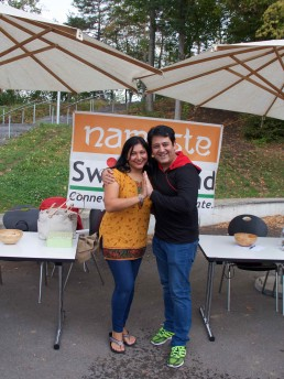 Jhalak_Indian Cultural festival Zurich Switzerland with Stuti Aga and Amitabh Reu