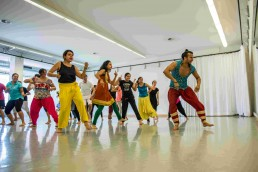 Sunny Singh in Switzerland for a weekend of Bollywood dance workshops with Stuti Aga SADC Zurich BollyFusion dance workshop