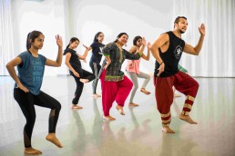 Sunny Singh in Switzerland for a weekend of Bollywood dance workshops with Stuti Aga SADC Zurich BollyLavani dance workshop