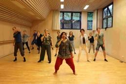 Swiss Indian wedding dance Bollywood Hochzeit Tanz Choreography with Stuti Aga Zurich Switzerland
